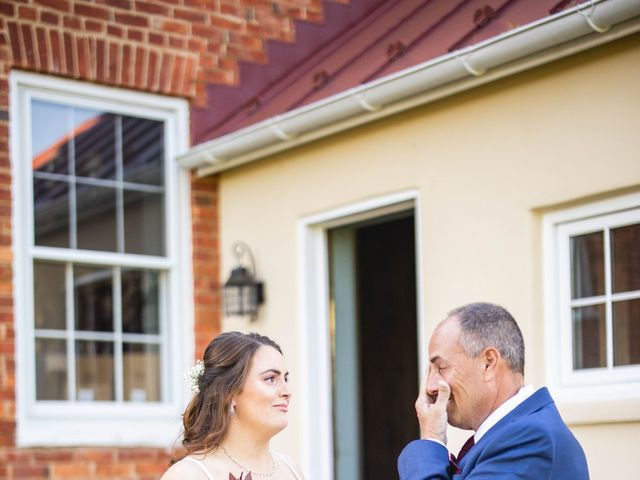 Emma and Cameron's Wedding in Round Hill, Virginia 14