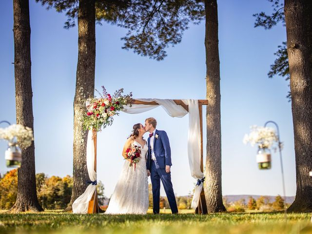 Emma and Cameron's Wedding in Round Hill, Virginia 1