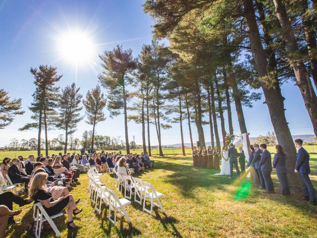 Emma and Cameron's Wedding in Round Hill, Virginia 19