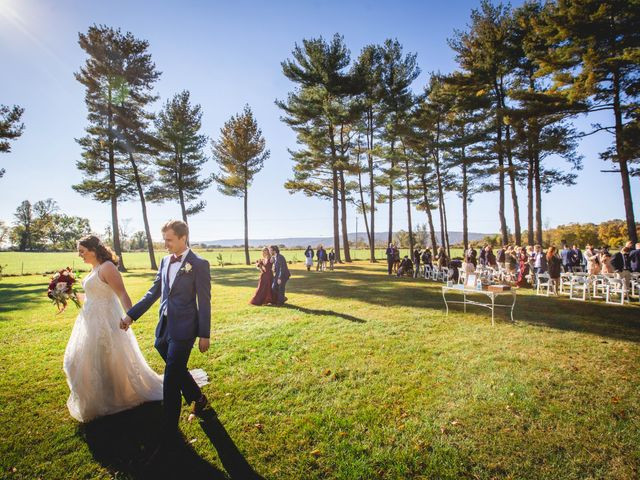 Emma and Cameron's Wedding in Round Hill, Virginia 21