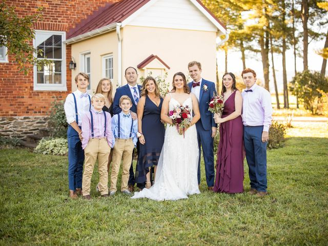 Emma and Cameron's Wedding in Round Hill, Virginia 24