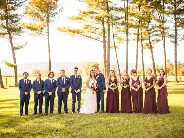 Emma and Cameron's Wedding in Round Hill, Virginia 25