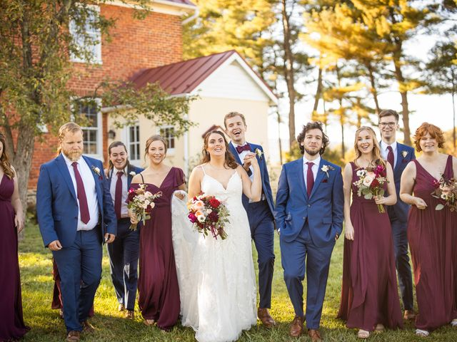 Emma and Cameron's Wedding in Round Hill, Virginia 26