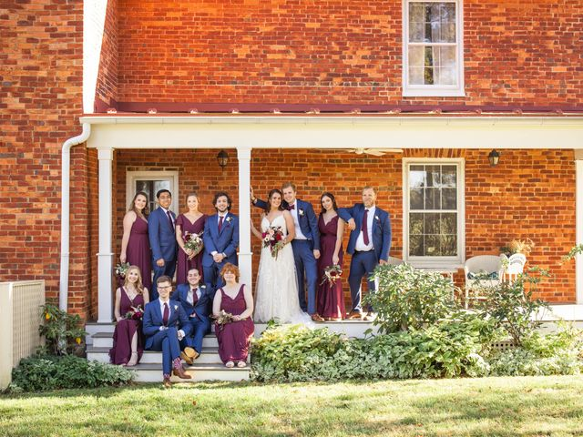 Emma and Cameron's Wedding in Round Hill, Virginia 27