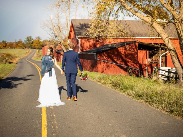 Emma and Cameron's Wedding in Round Hill, Virginia 31