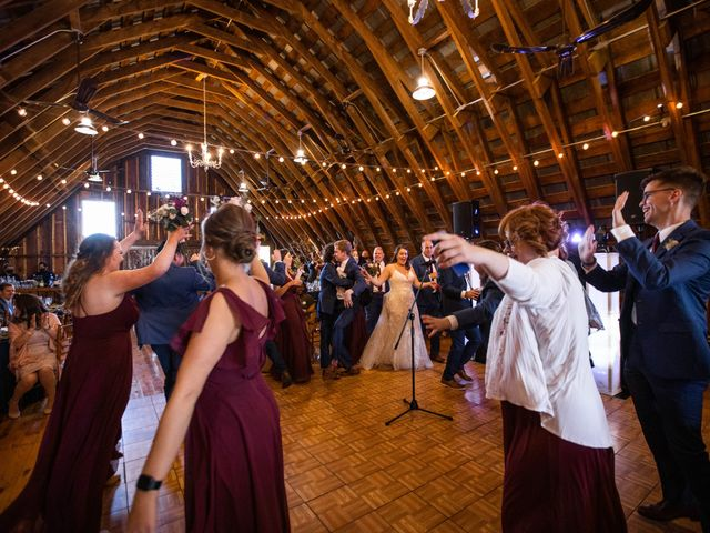 Emma and Cameron's Wedding in Round Hill, Virginia 38