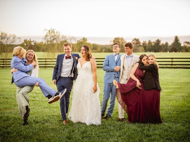 Emma and Cameron's Wedding in Round Hill, Virginia 42