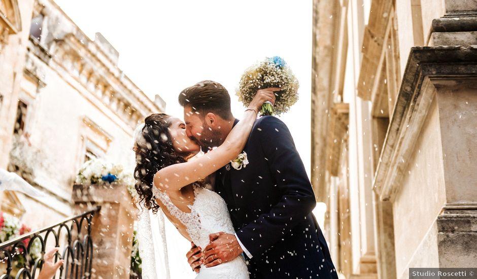 Piergiuserppe and Rossana's Wedding in Reggio Calabria, Italy