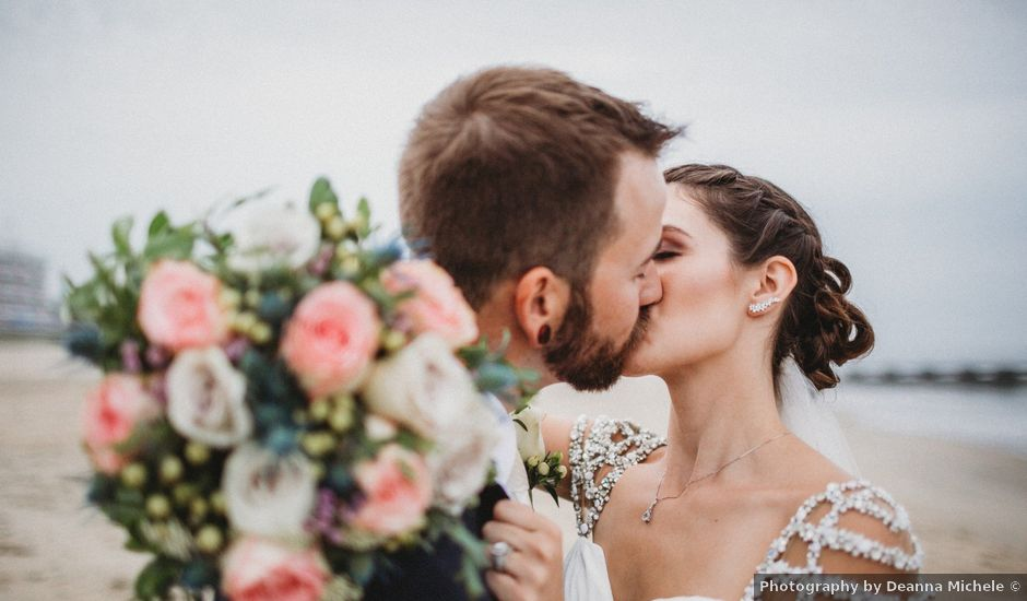 Derek and Derian's Wedding in Rehoboth Beach, Delaware
