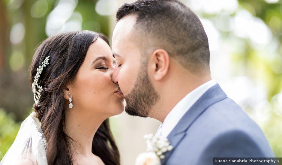 Karen and José's Wedding in Aguada, Puerto Rico