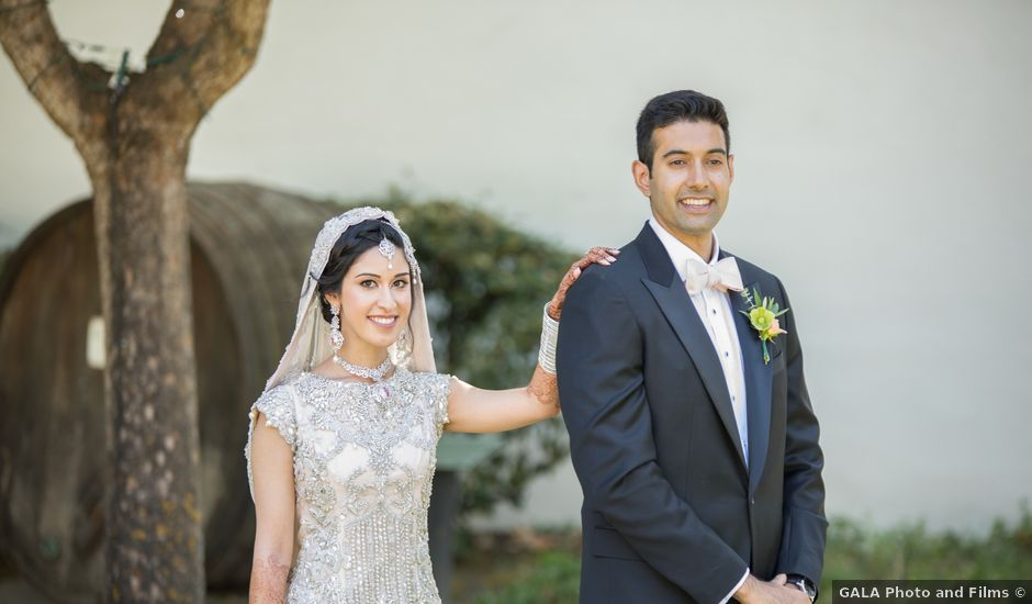 Ahmed and Ayma's Wedding in Livermore, California