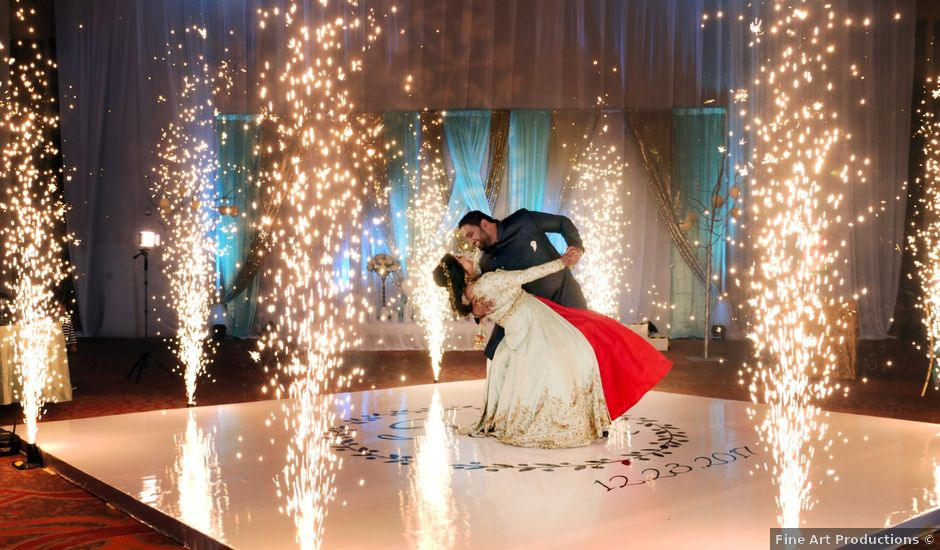 Mrugesh and Saachi's Wedding in Cancun, Mexico