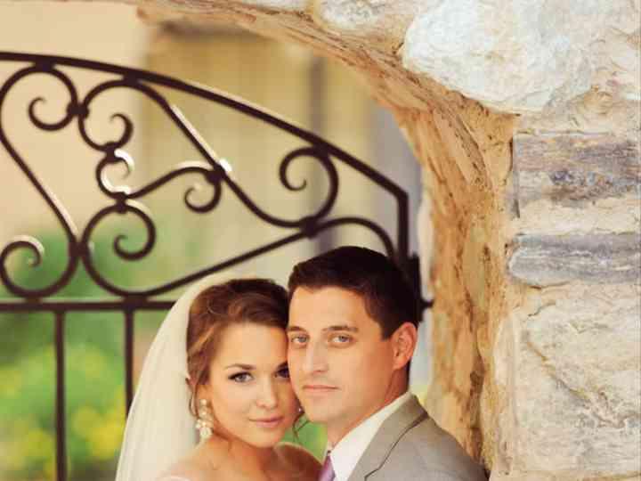 The wedding of Derek and Nicole