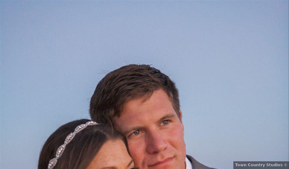 Monique and CJ's Wedding in San Luis Obispo, California