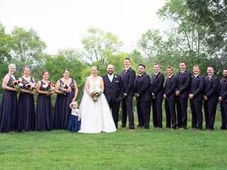 The wedding of Ethan and Bethany 1