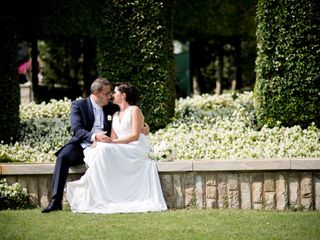 The wedding of Federica and Matteo