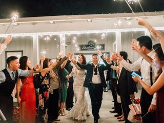 The wedding of Quynh and Dung 1