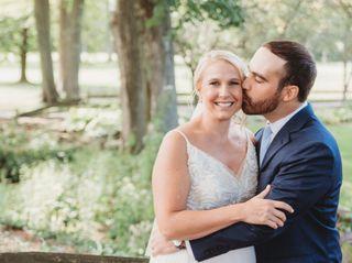 The wedding of Kristin and Nick