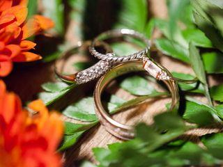 The wedding of Milena and Adam 2