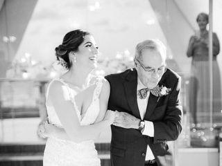 The wedding of Katherine and Tim 1