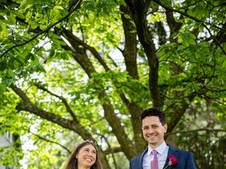 The wedding of Alicia and James 1