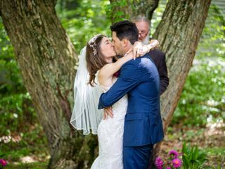 The wedding of Alicia and James 2