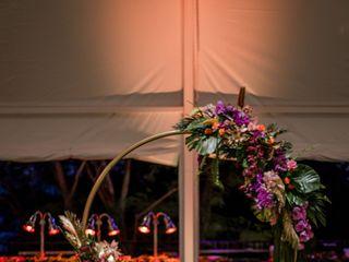 The wedding of Corinne and Elijah 1