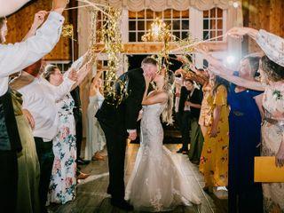 The wedding of Nathan and Meredith 1