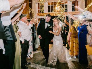 The wedding of Nathan and Meredith 2