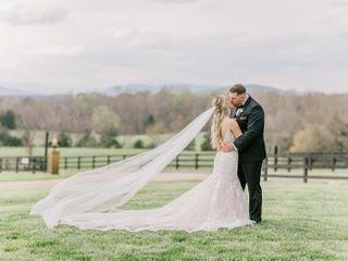 The wedding of Nathan and Meredith