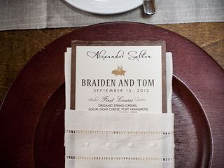Braiden and Tom's Wedding in Santa Fe, New Mexico 12