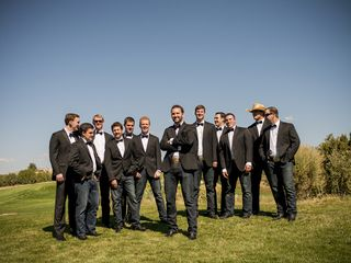 Braiden and Tom's Wedding in Santa Fe, New Mexico 3