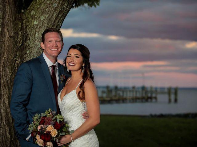 The wedding of Amanda and Evan