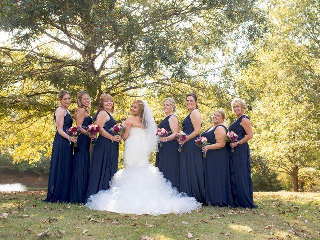 David and Michelle's Wedding in Atlanta, Georgia 5