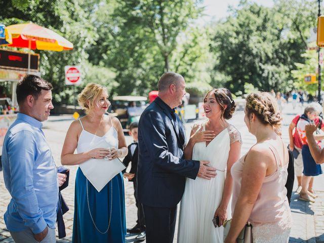 James and Tyne's Wedding in New York, New York 1