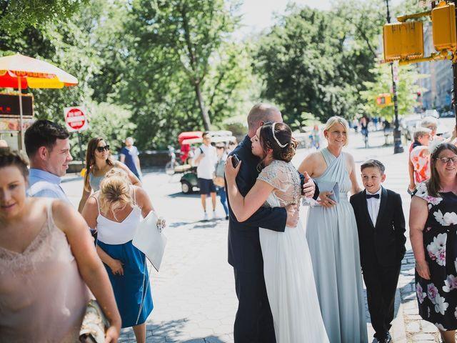 James and Tyne's Wedding in New York, New York 2