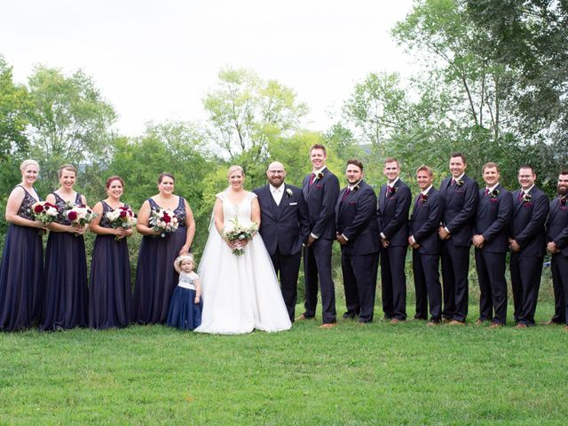 Bethany and Ethan's Wedding in Saint Paul, Minnesota 1