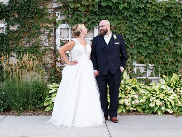 The wedding of Ethan and Bethany