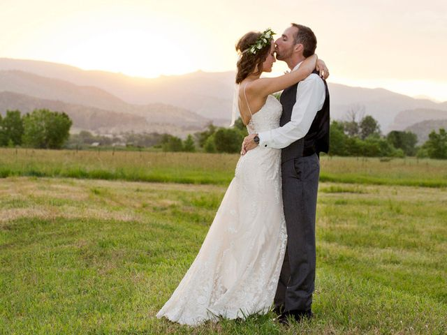 Bryant and Leanna's Wedding in Longmont, Colorado 1
