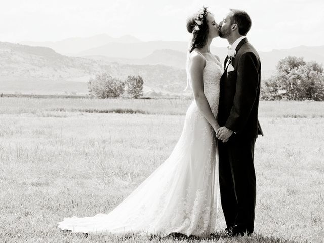 Bryant and Leanna's Wedding in Longmont, Colorado 8