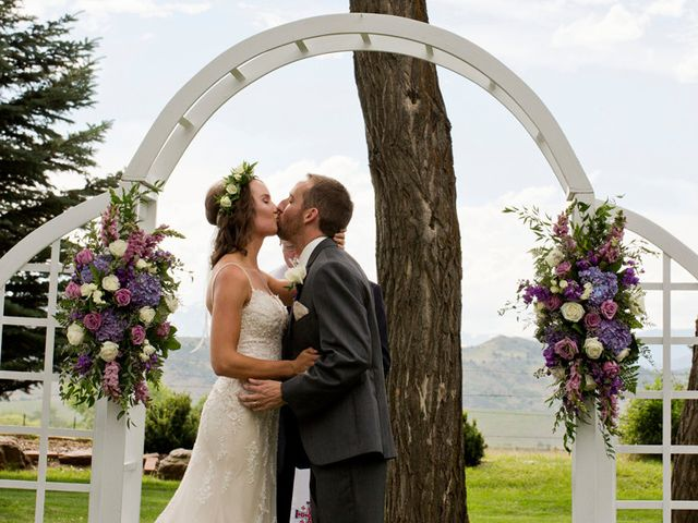 Bryant and Leanna's Wedding in Longmont, Colorado 11