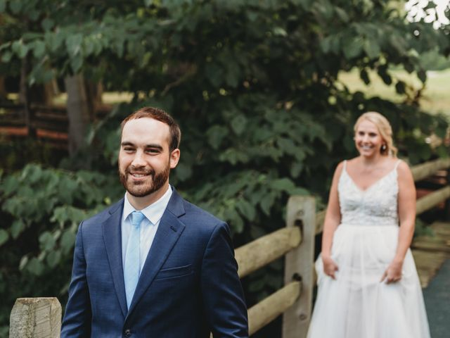 Nick and Kristin's Wedding in Chagrin Falls, Ohio 32