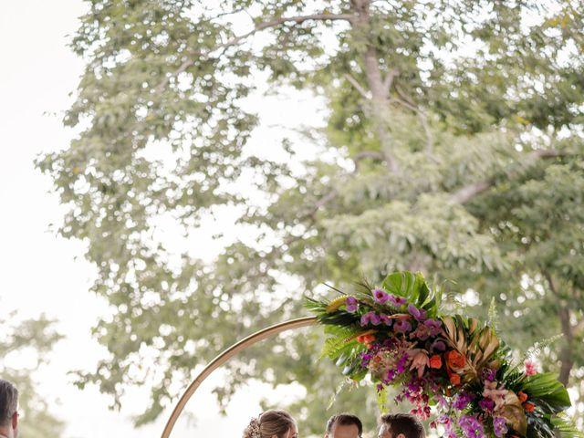 Elijah and Corinne's Wedding in Guanacaste, Costa Rica 41
