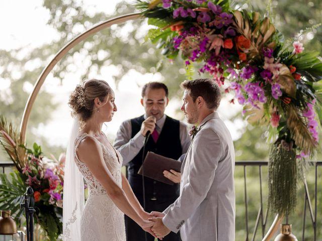 Elijah and Corinne's Wedding in Guanacaste, Costa Rica 42