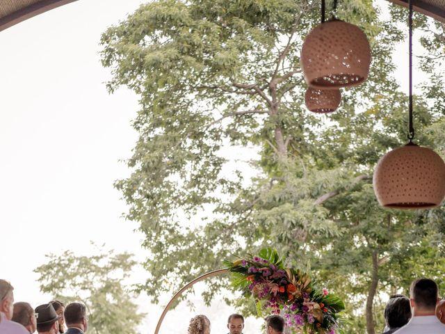 Elijah and Corinne's Wedding in Guanacaste, Costa Rica 43