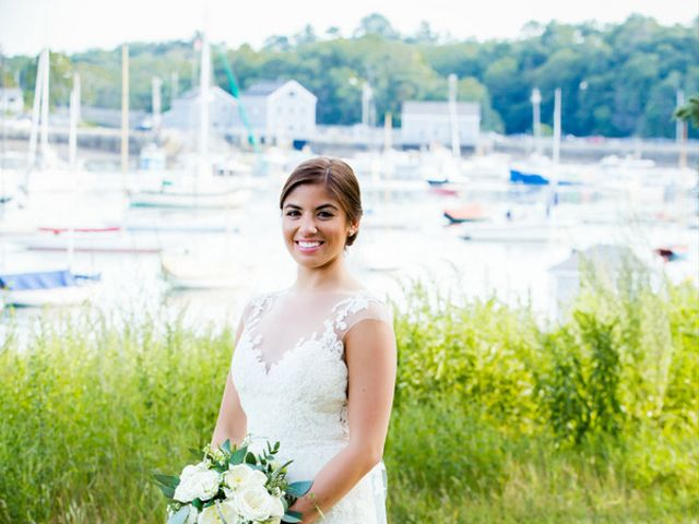 Carrie and Rob's Wedding in Hingham, Massachusetts 6