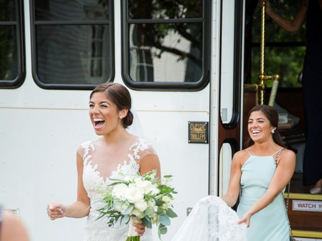 Carrie and Rob's Wedding in Hingham, Massachusetts 10
