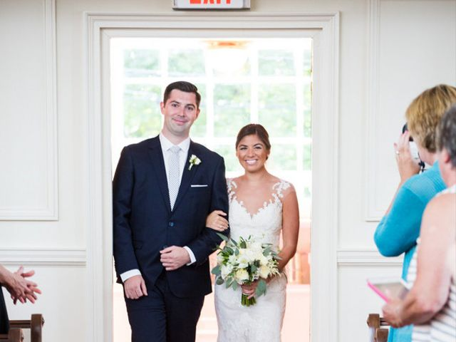 Carrie and Rob's Wedding in Hingham, Massachusetts 11