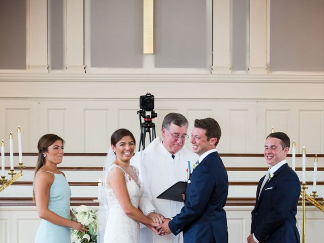 Carrie and Rob's Wedding in Hingham, Massachusetts 12