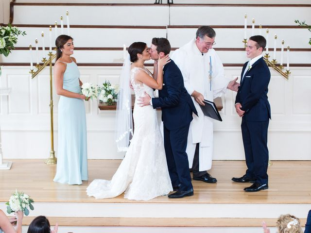 Carrie and Rob's Wedding in Hingham, Massachusetts 13